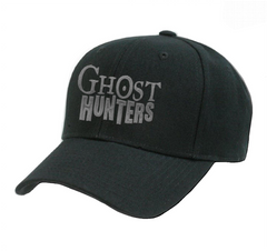 Ghost Hunters Embroidered Logo Hat