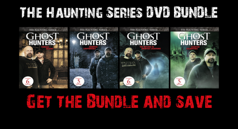 BUNDLE | Haunting Series DVD