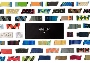 Sock of the Month Club - Argoz - 1