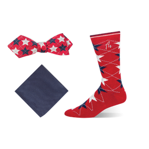 Bow Tie Set - Maverick - Argoz