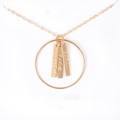 Never Ending Love Necklace