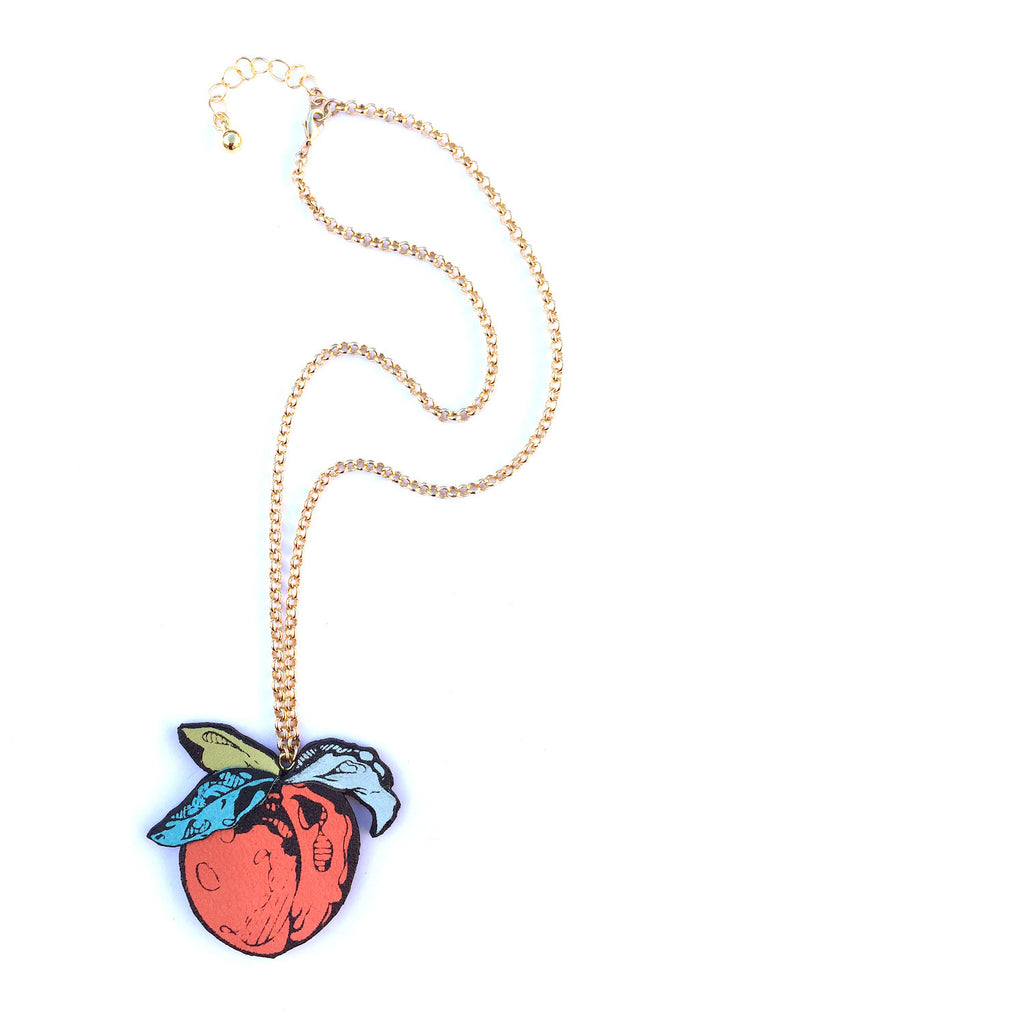 pearl pendant store mabe fresh water drop and peach