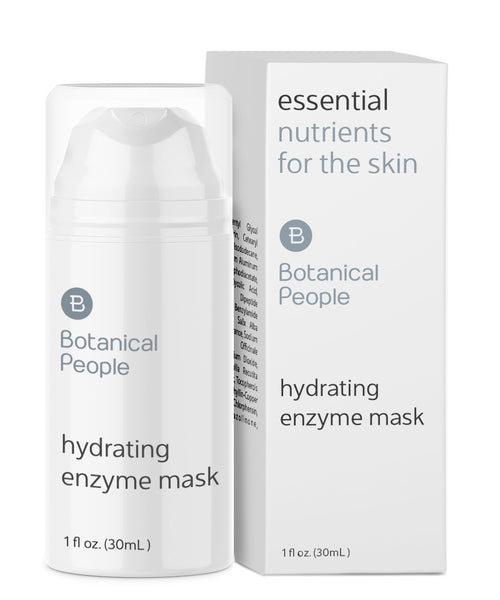 Botanical People Hydrating Enzyme Mask