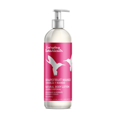 Grapefruit Mango Body Lotion