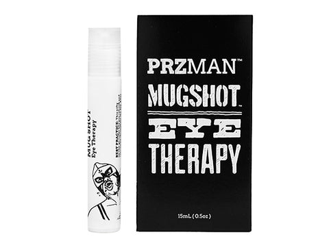 PRZMan Mugshot Eye Therapy