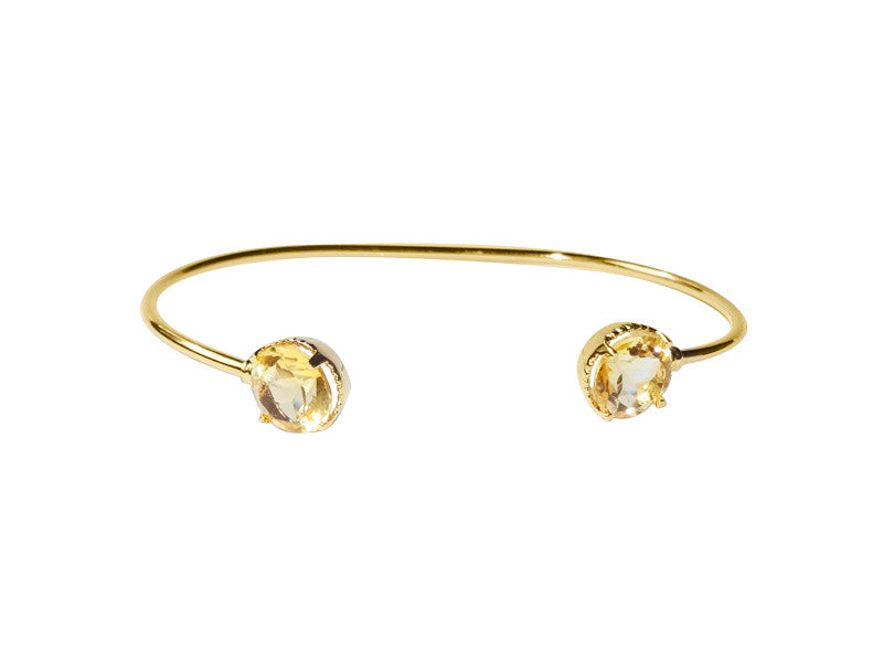 Magic Bracelet- Citrine