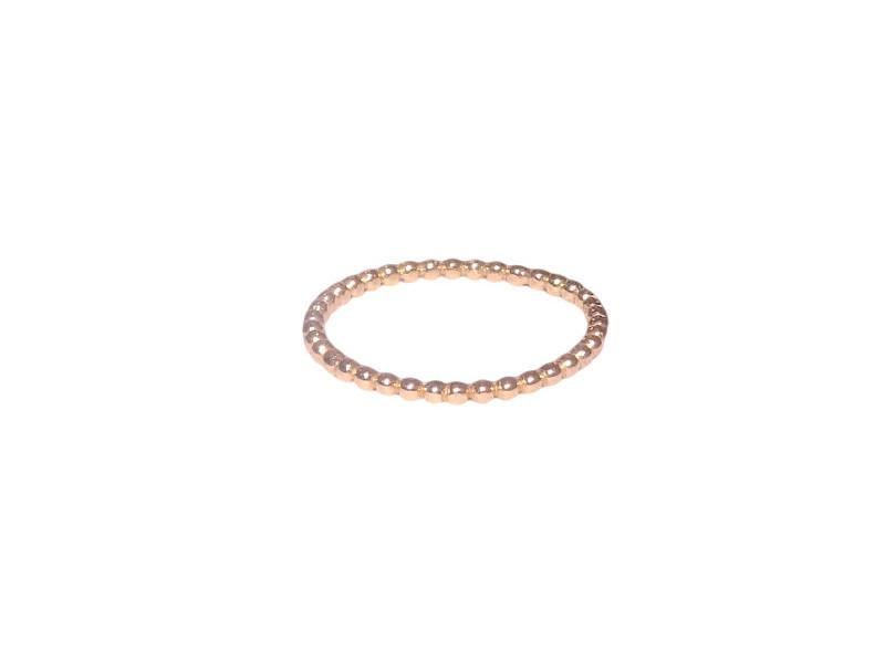 Bead It! Pink Gold Stackable