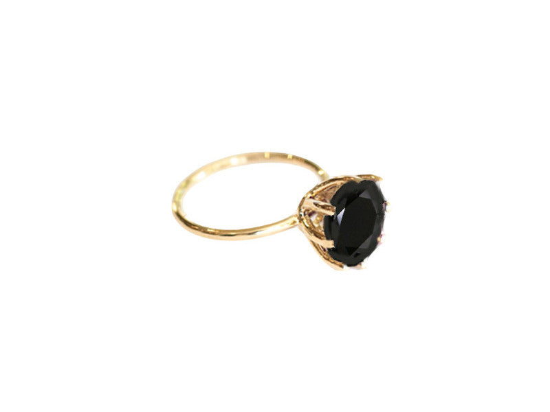 Magic Ring - Black Onyx