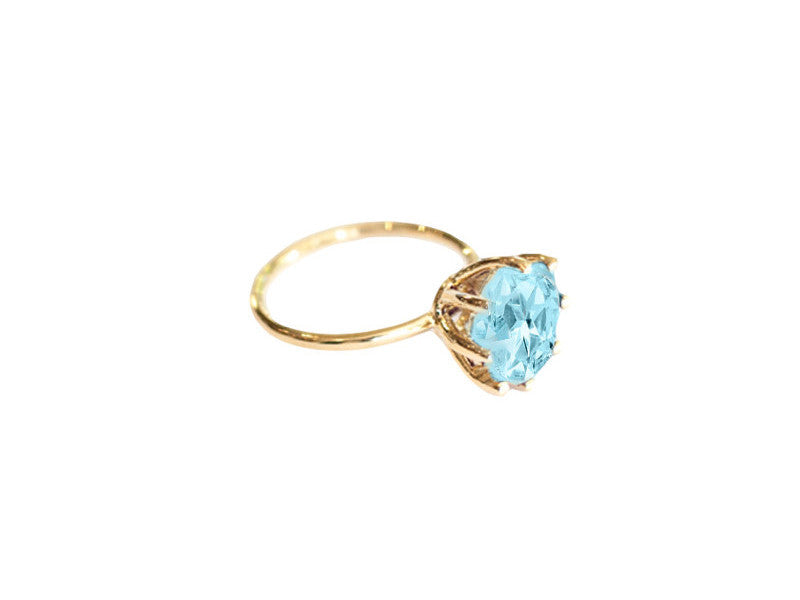 Magic Ring - Blue Topaz