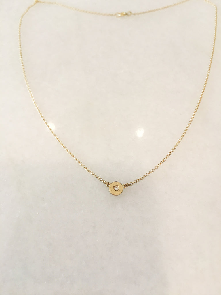 "BRAND NEW CAT & NAT ""FRIENDSHIP"" NECKLACE. SOLID GOLD. DELICATE & BEAUTIFUL. 100% CANADIAN MADE.  PRICES ARE CANADIAN DOLLARS. AMAZING FOR OUR USA FRIENDS. ADD A 2 INCH EXTENDER TO ANY NECKLACE"