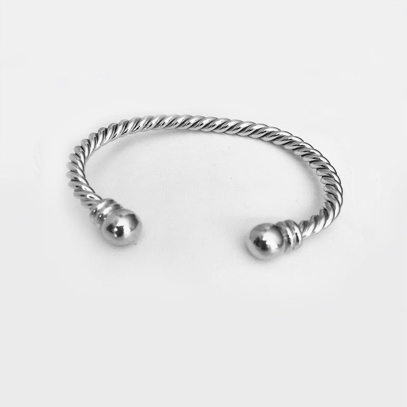 Two-Ball Rope Bracelet