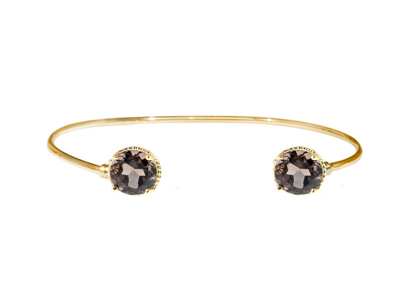 Magic Bracelet - Smokey Topaz