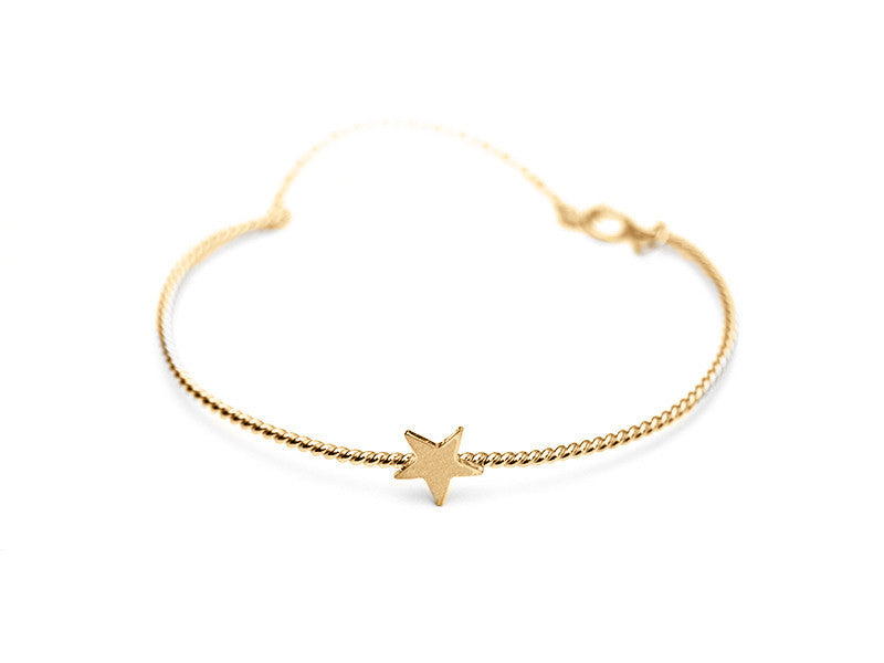 Twisted Star Bracelet