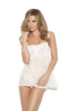 Flirty Babydoll , Babydoll - Elegant Moments, Hush Hush Intimates  - 1