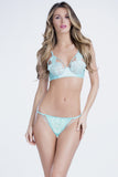 The Eyelash Bralette Set , Set - Oh La La Cheri, Hush Hush Intimates  - 3