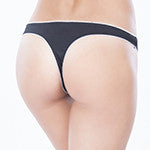 All Tied Up Thong , Panty - Oh La La Cheri, Hush Hush Intimates  - 4