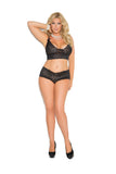 Tawny Lace Cami Set , Sets - Elegant Moments, Hush Hush Intimates  - 4