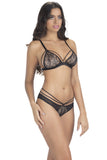 The Brigette Two Piece Set , Sets - Oh La La Cheri, Hush Hush Intimates  - 1