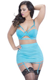 The Bandage Bra Set , Set - Oh La La Cheri, Hush Hush Intimates  - 3