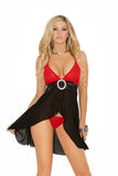 Bettie Babydoll , Babydoll - Elegant Moments, Hush Hush Intimates  - 3
