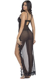The Eyelash Gown , Gown - Oh La La Cheri, Hush Hush Intimates  - 3