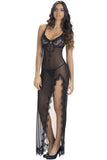 The Eyelash Gown , Gown - Oh La La Cheri, Hush Hush Intimates  - 2