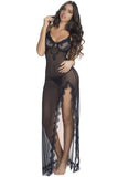 The Eyelash Gown , Gown - Oh La La Cheri, Hush Hush Intimates  - 1