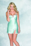 One Piece Babydoll with Lace Detail , Babydoll - Hush Hush Intimates, Hush Hush Intimates  - 1