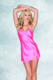 One Piece Babydoll with Lace Detail , Babydoll - Hush Hush Intimates, Hush Hush Intimates  - 3