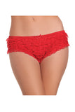 Ruffled Shorts , Panty - BeWicked, Hush Hush Intimates  - 2