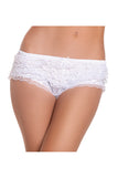 Ruffled Shorts , Panty - BeWicked, Hush Hush Intimates  - 4