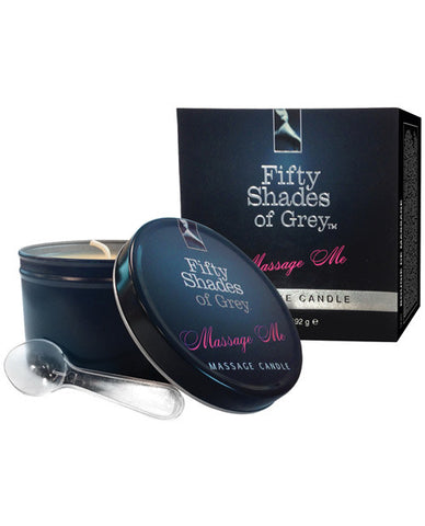Fifty Shades of Grey Massage Candle - 6.7 oz , Fifty Shades of Grey - Hush Hush Intimates, Hush Hush Intimates