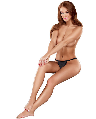 Bamboo Magic G-String , Panty - Hush Hush Intimates, Hush Hush Intimates  - 1