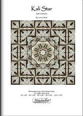 Kali Star Quilt Variations - The book