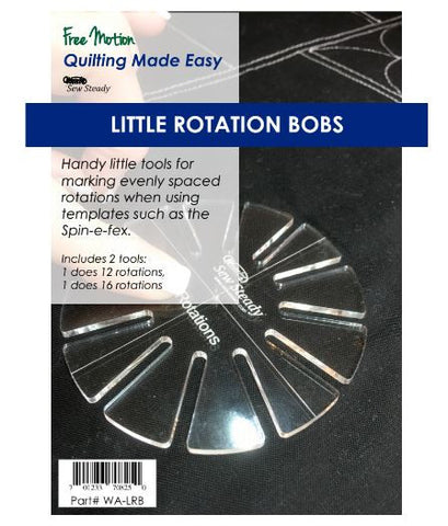 Westalee Design Little Rotation Bobs