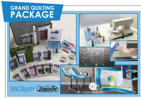 Grand Quilting Package