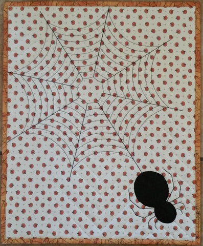 Halloween Quilt Project: Spin-An-Echo Templates