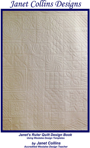 Janet's Ruler Quilt Design Book