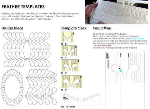 Feather Templates