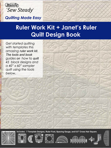 NEW! Ruler Work Kit