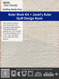 NEW! Ruler Work Kit, No Foot