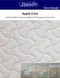 Westalee Design Apple Core Template 3pc Set
