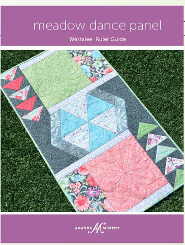 Meadow Dance Ruler Guide Book