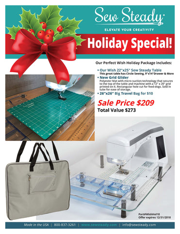 Wish Table Holiday Package