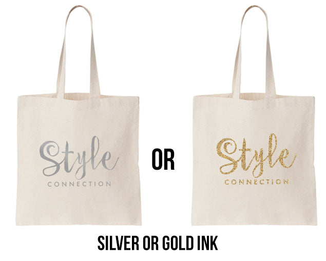 Style Connection Tote (Canvas)