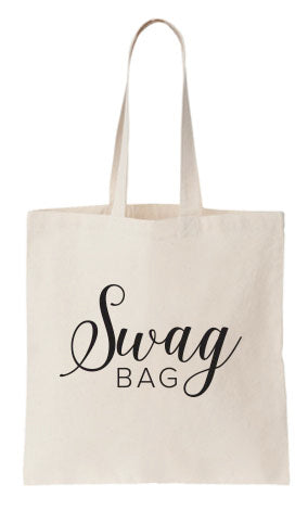 Swag Bag (Canvas Tote)