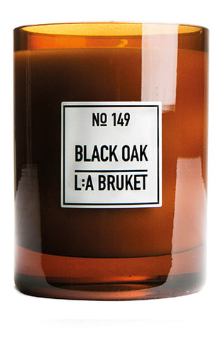 No. 149 - Scented Candle Black Oak 270gr
