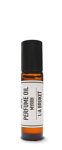 No.172 - Perfume Oil Myrrh 10ml
