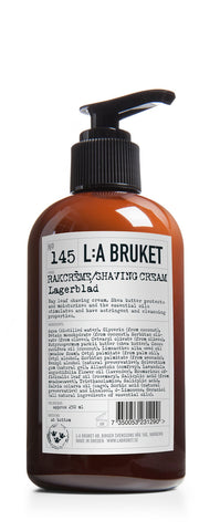 No. 145 Shave Cream Laurel Leaf / Lagerblad 200ml