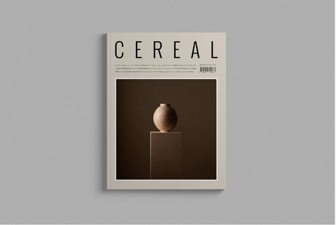 Cereal no.19 | travel & style magazine